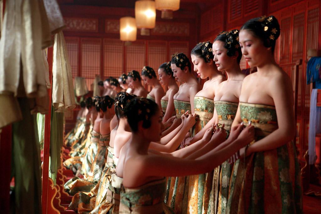 Эротические фильмы про китай