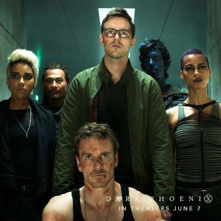 Кадры из фильма «Люди Икс: Тёмный феникс»