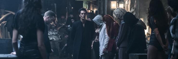 Кадры из фильма «Тёмная башня»