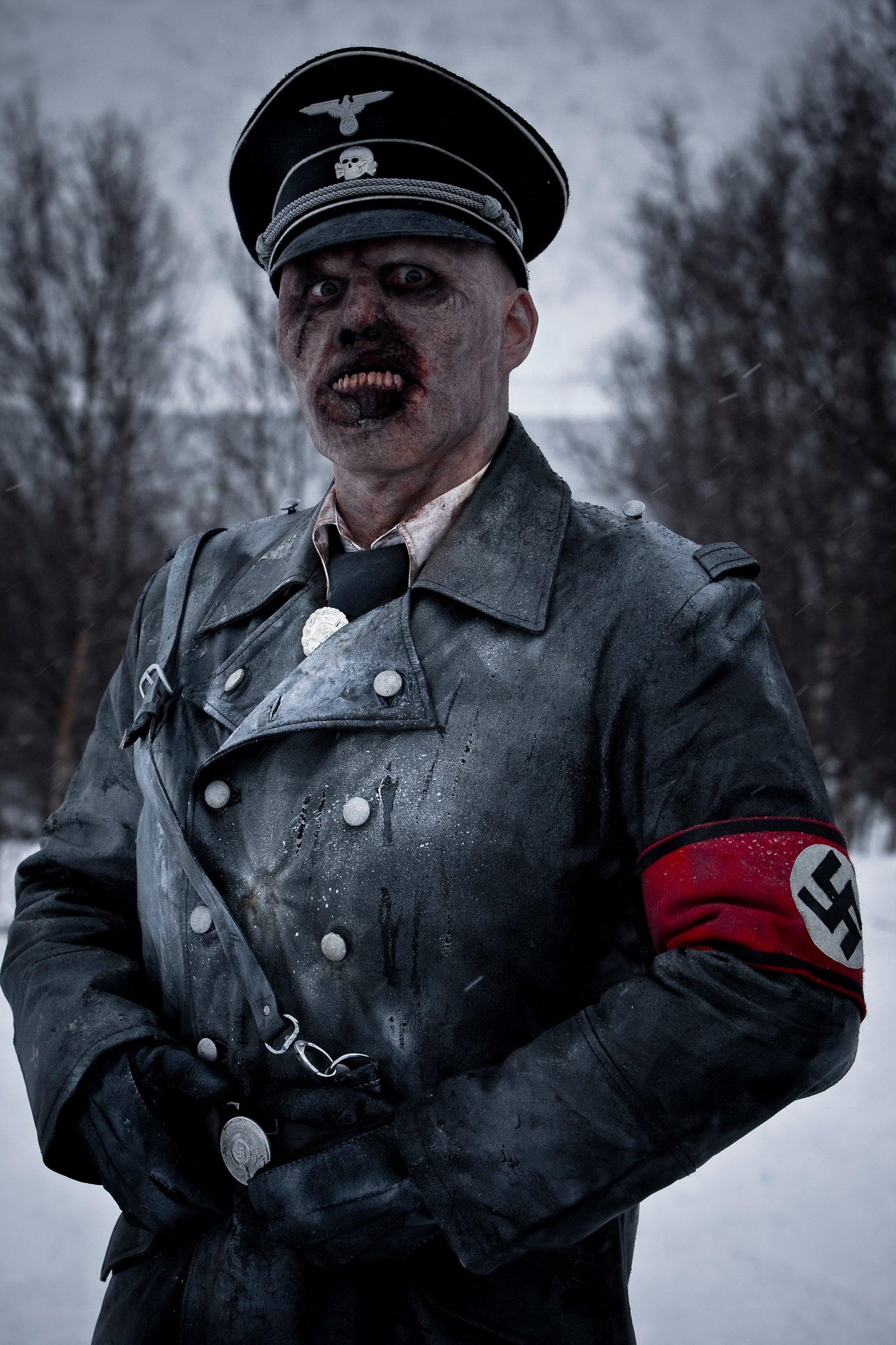 Кадры из фильма мертвый снег кино