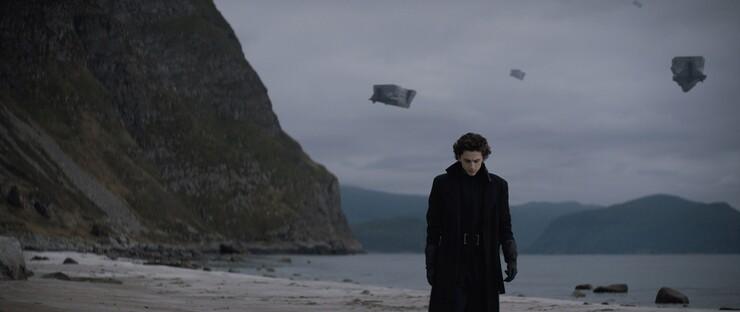 Кадры из фильма «Дюна»