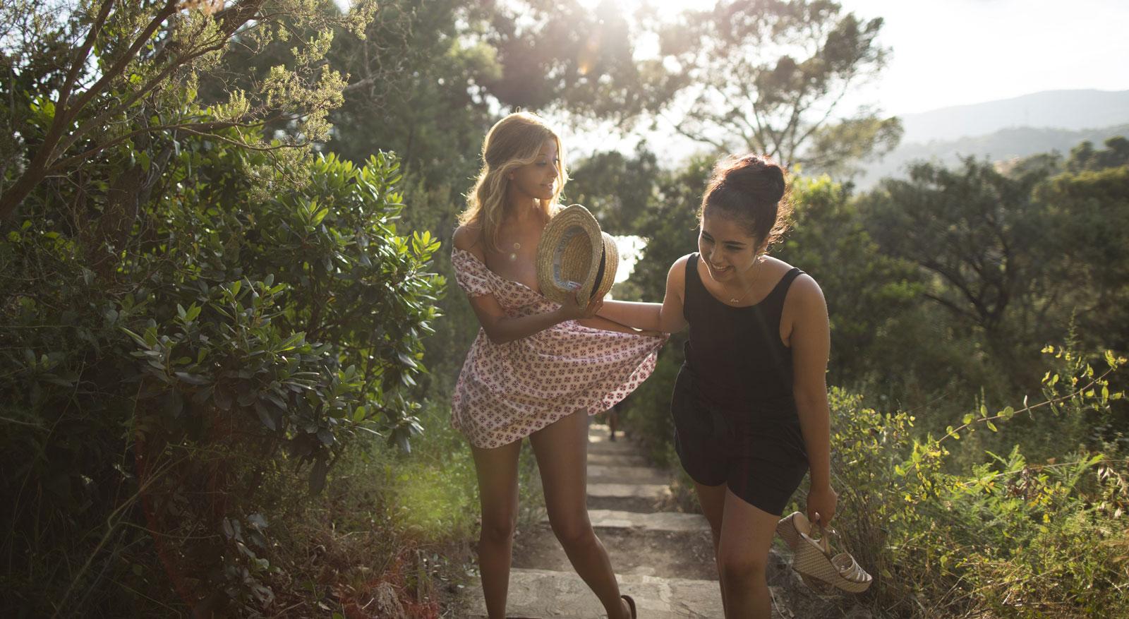 Моё прекрасное лето с Софи, кадр № 2