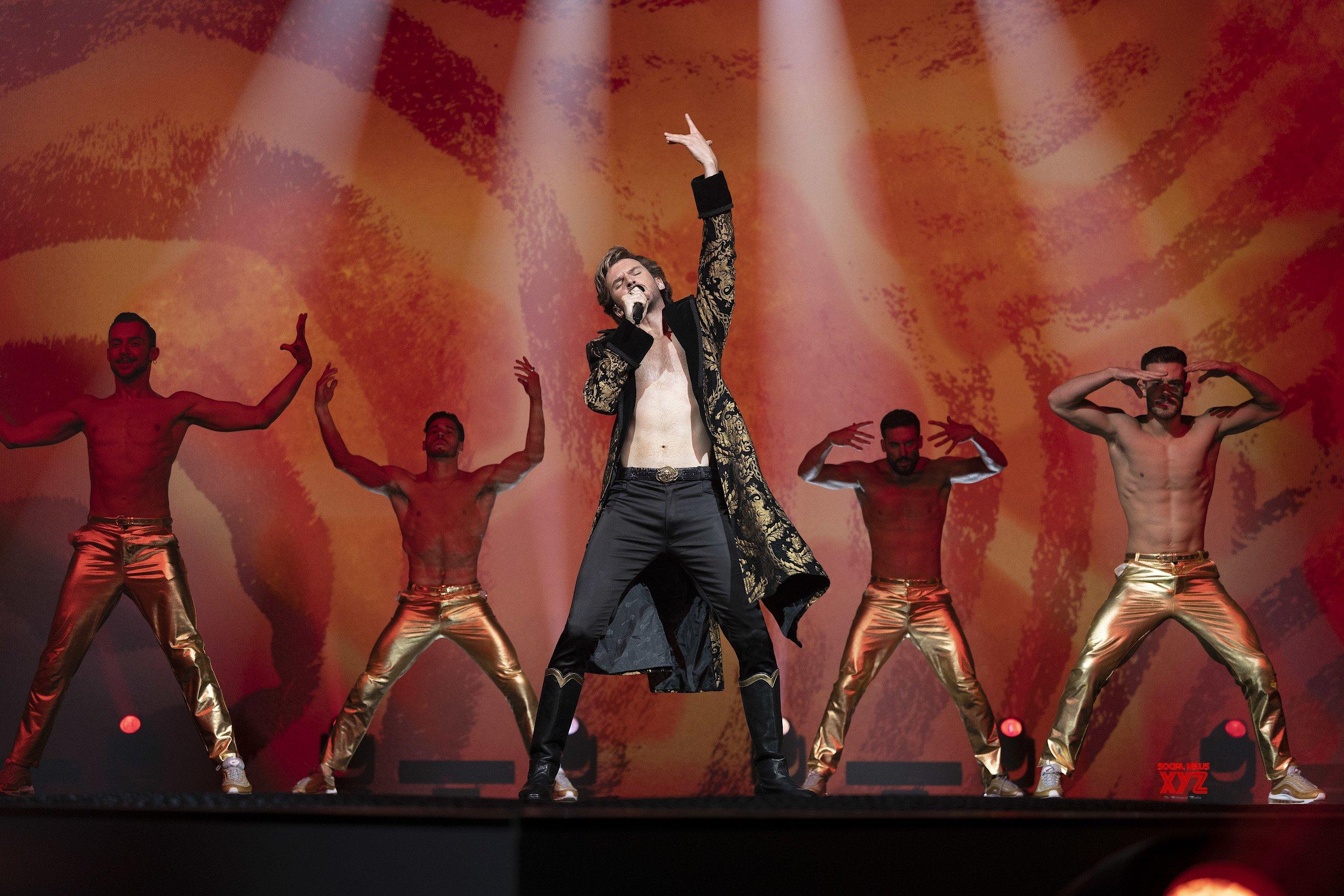 Евровидение: История огненной саги, кадр № 5