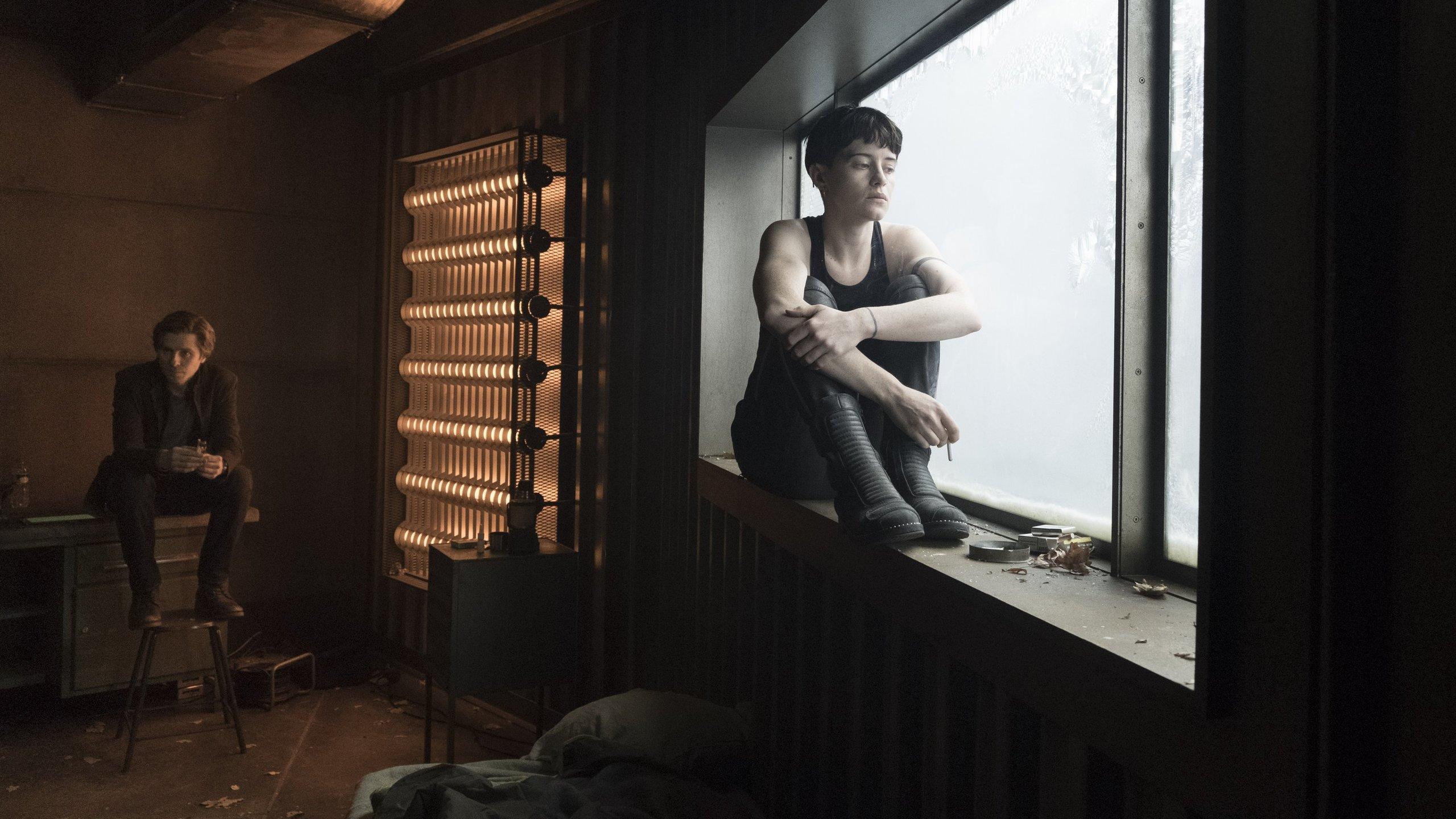Девушка, которая застряла в паутине, кадр № 11