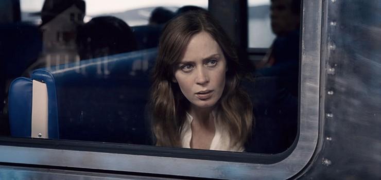 Кадры из фильма «Девушка в поезде»