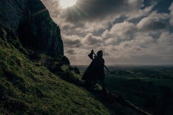 Кадры из фильма «Легенда о Зелёном Рыцаре»