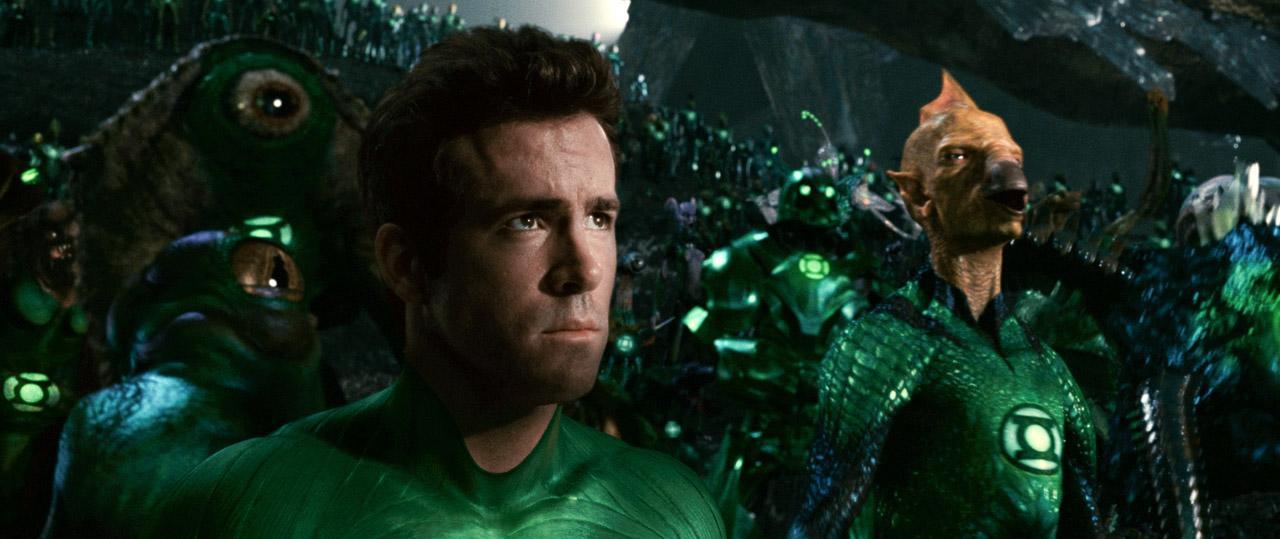 смотреть зеленый фонарь hd