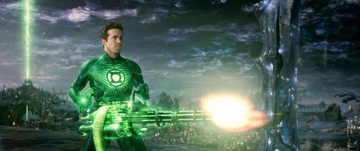 «Зелёный Фонарь» (Green Lantern)  Режиссер: Martin Campbell В ролях: Райан Рейнольдс, Тим Роббинс, Питер Сарсгаард, Блэйк Лайвли