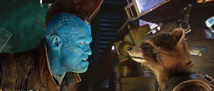 Кадры из фильма «Стражи галактики 2»