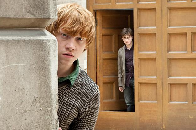 Гарри Поттер и Дары смерти. Часть 1, кадр № 16