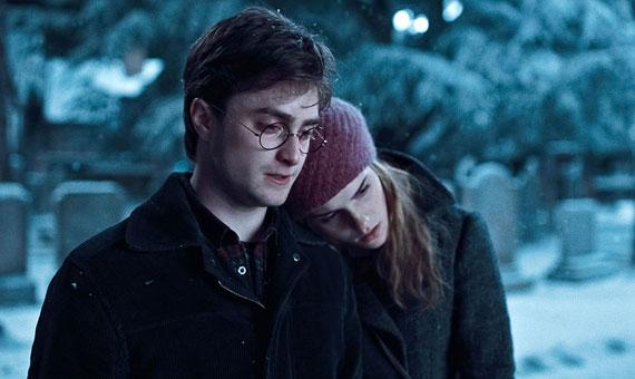 Гарри Поттер и Дары смерти. Часть 1, кадр № 32