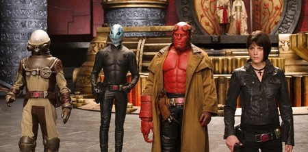 «Хеллбой-2: Золотая армия» (Hellboy 2: The Golden Army)