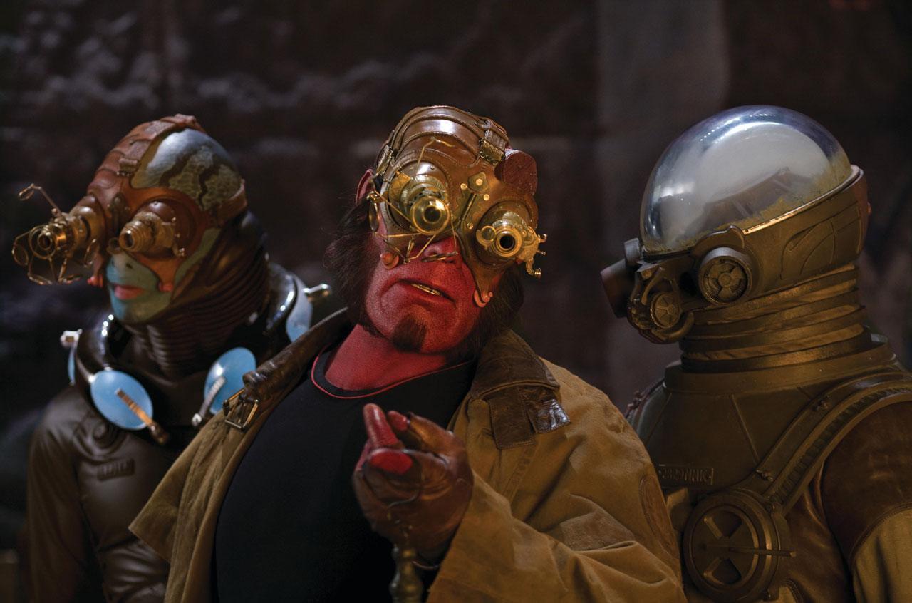 Хеллбой 2: Золотая армия, кадр № 40