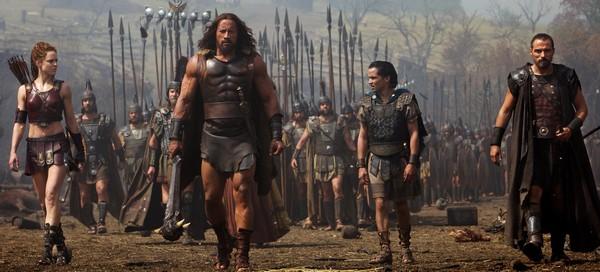 «Геракл» (Hercules)  Режиссёр: Бретт Рэтнер В ролях: Дуэйн Джонсон