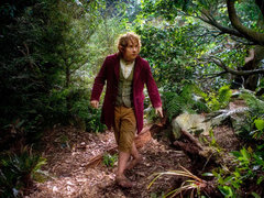 «Хоббит: Нежданное путешествие» (The Hobbit: An Unexpected Journey)  Режиссер: Питер Джексон В ролях: Ян Маккеллен, Мартин Фриман, Кейт Бланшетт, Орландо Блум, Ian Holm, Кристофер Ли, Хьюго Уивинг, Элайджа Вуд, Энди Серкис, Richard Armitage, Jed Brophy, Адам Браун, John Callen, Стивен Фрай, Ryan Gage, Mark Hadlow, Peter Hambleton, Стивен Хантер, William Kircher, Sylvester McCoy, Брет Маккензи, Graham McTavish, Mike Mizrahi, James Nesbitt, Dean O'Gorman, Ли Пейс, Микаэль Персбрандт, Conan Stevens, Ken Stott, Джеффри Томас, Эйдан Тёрнер, Люк Эванс, Бенедикт Камбербатч, Evangeline Lilly, Barry Humphries