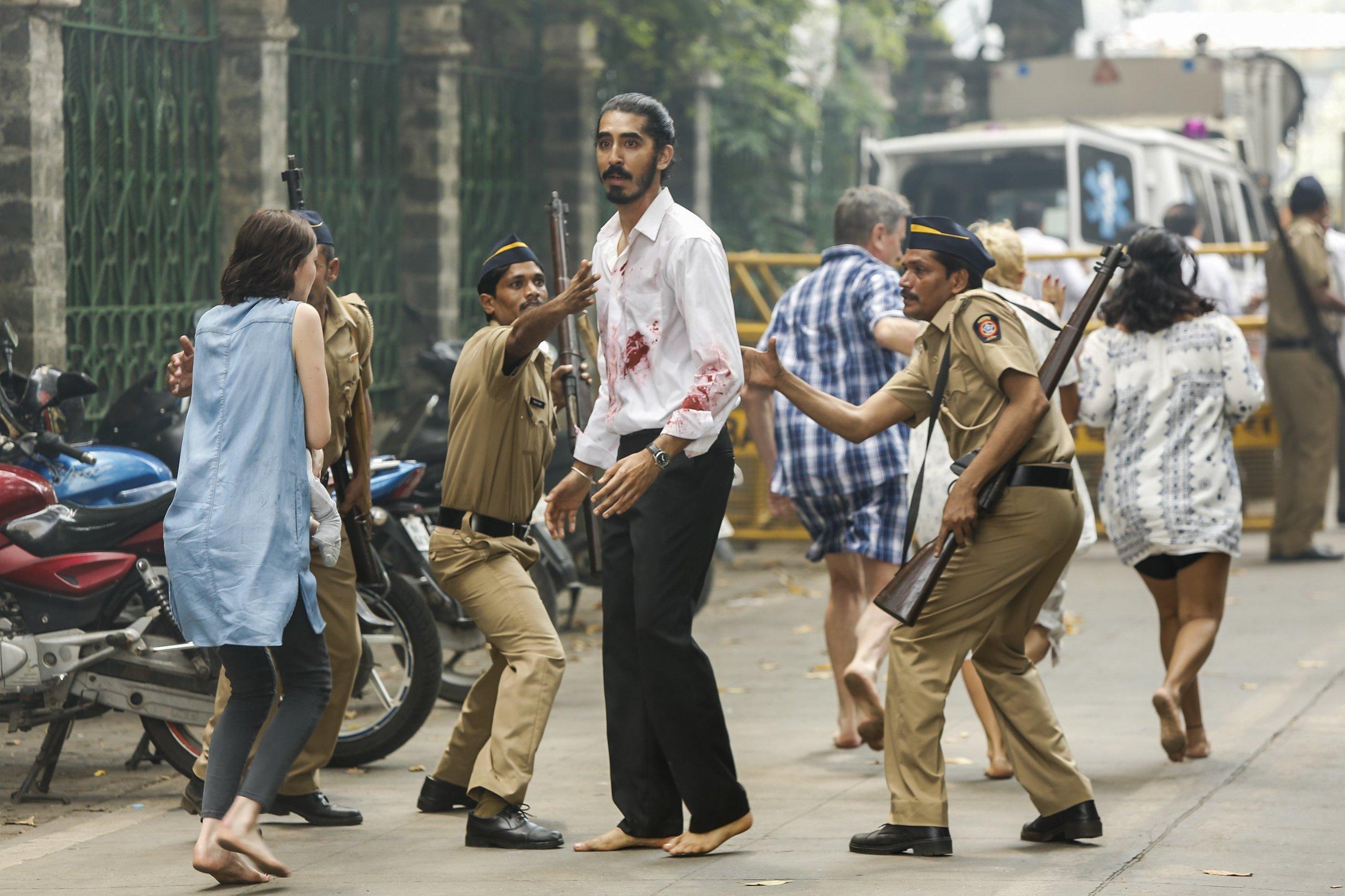 Отель Мумбаи: Противостояние, кадр № 8
