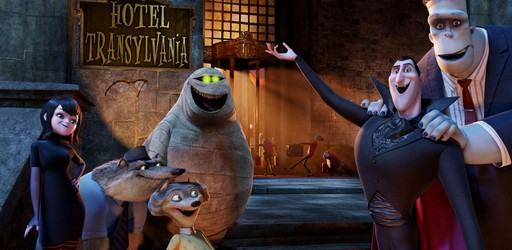 «Отель Трансильвания» (Hotel Transylvania)  Режиссёр: Джилл Калтон В ролях: неизвестно
