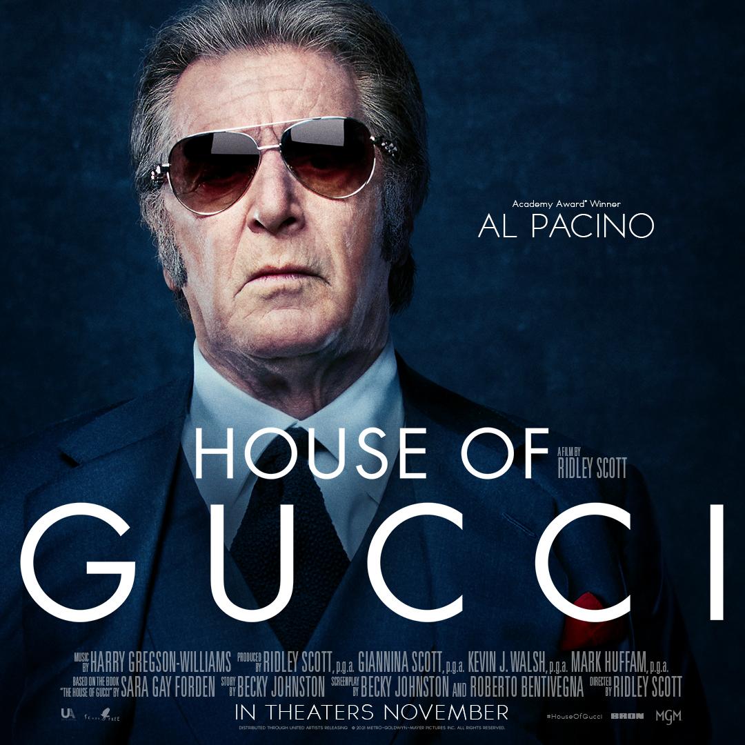 Дом Gucci, кадр № 1