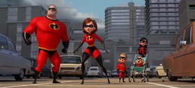 Кадры из фильма «Суперсемейка2»