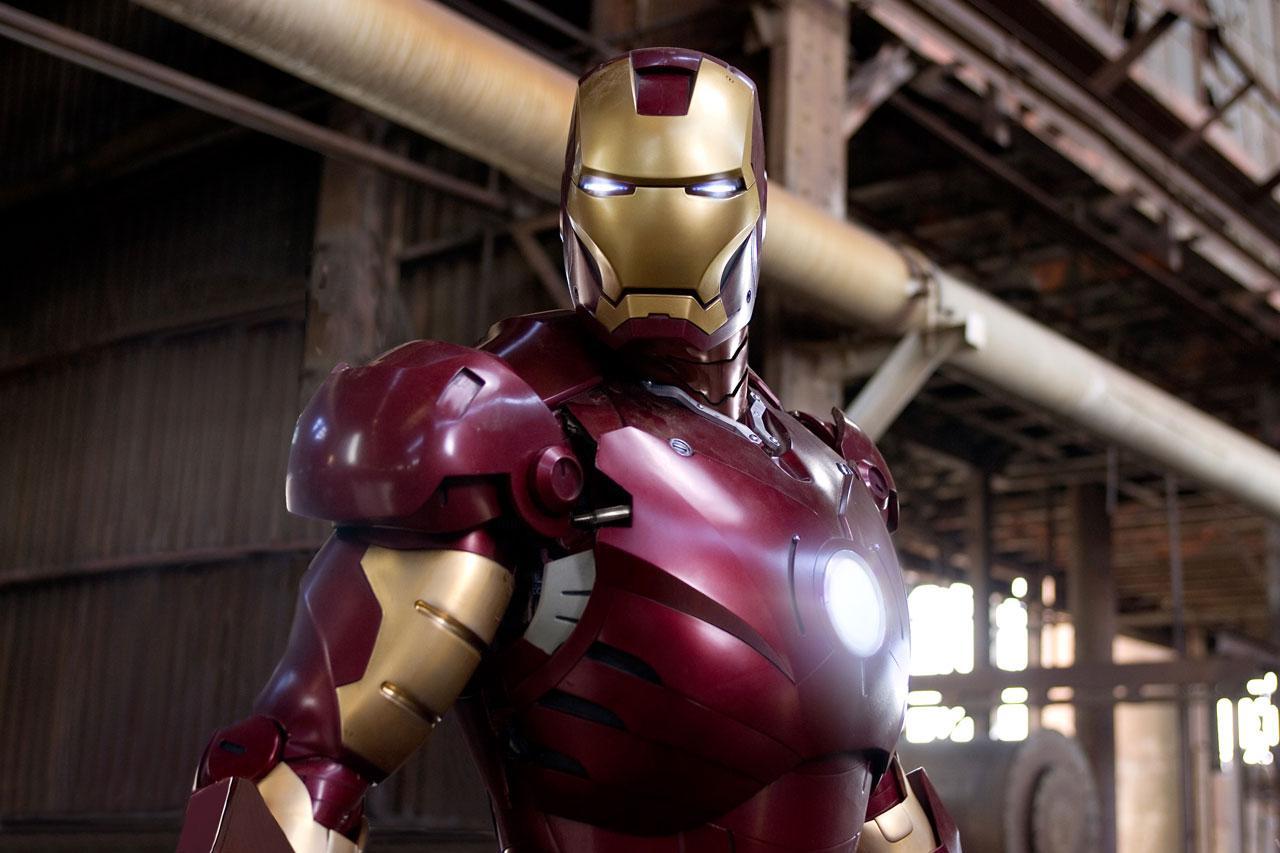 Мод Iron Man