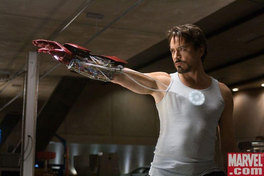 Железный человек (Iron Man), кадр 27.