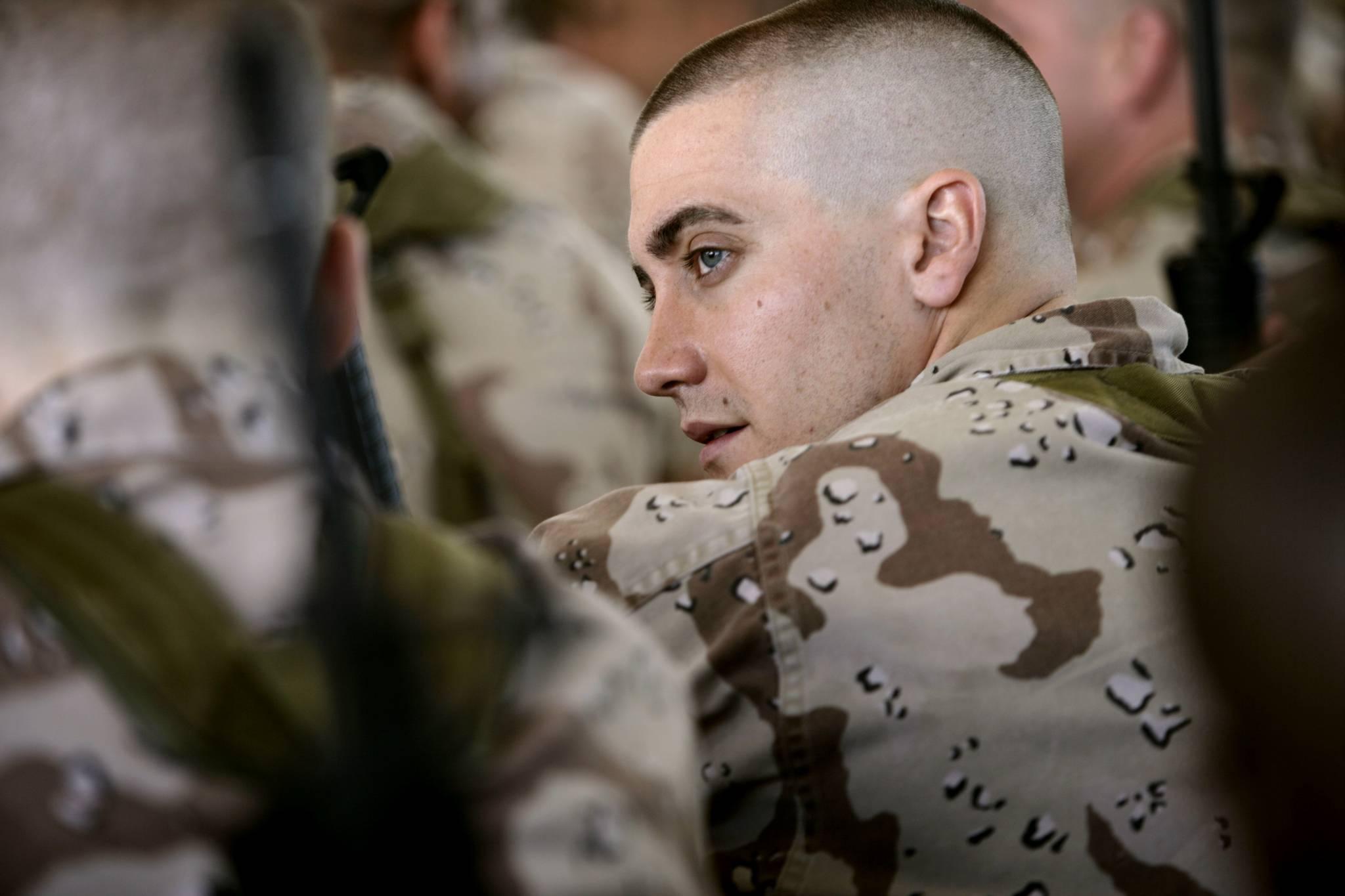 Прически морской пехоты сша