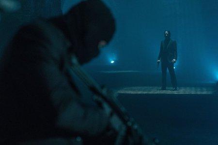 Кадры из фильма «Джон Уик 2»
