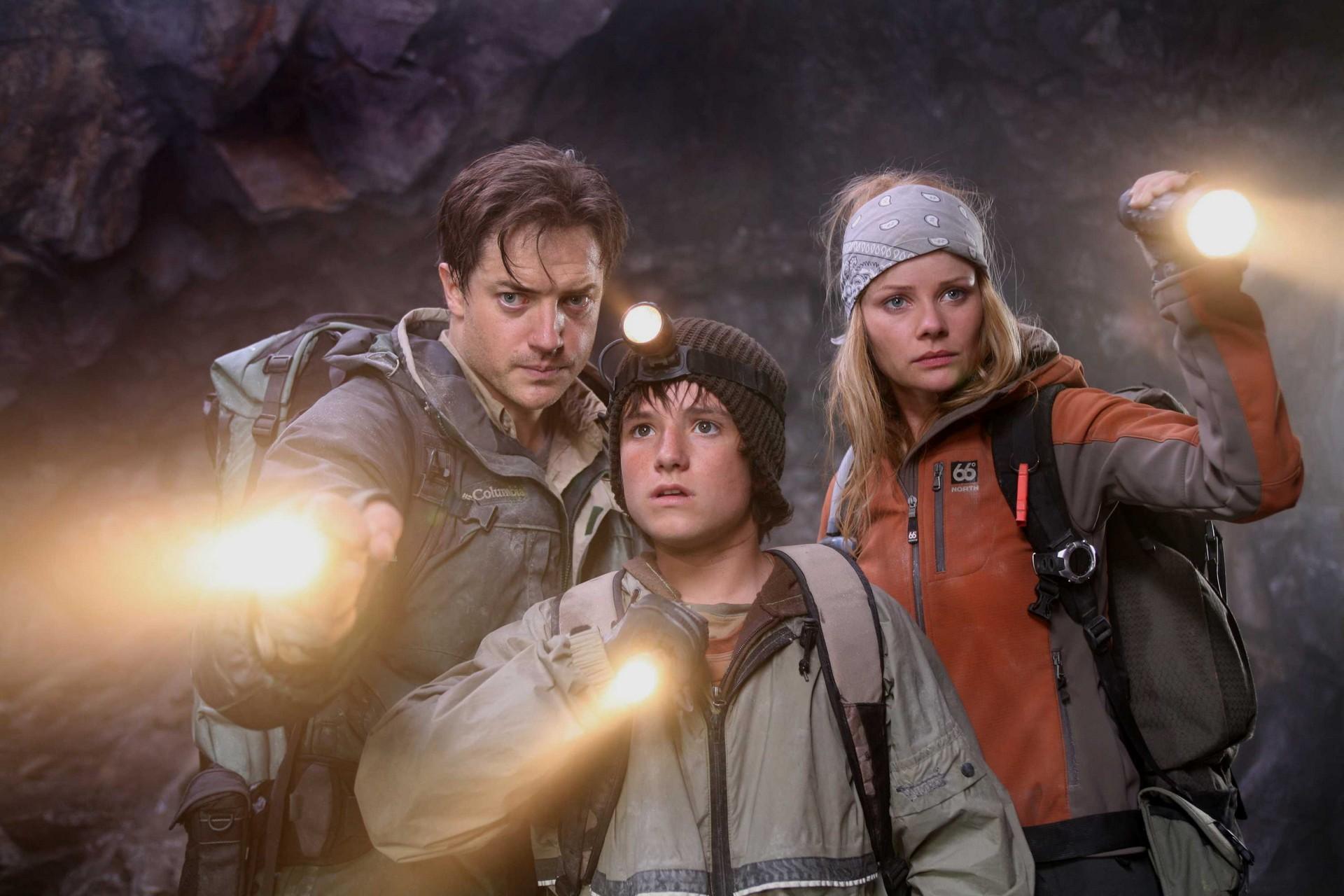 Фильм «Путешествие к центру Земли» / Journey to the Center of the Earth  (2008) — трейлеры, дата выхода | КГ-Портал
