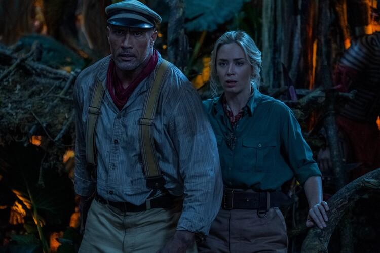 Кадры из фильма «Круиз по джунглям»