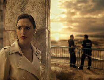 Кадры из фильма «Лига справедливости»
