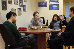 Михаил Судаков не отстаёт
