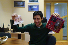 Нодар Сирадзе, 15 000 рублей и Настоящая Геймерская Мышь SideWinder X8 от Компании Microsoft™