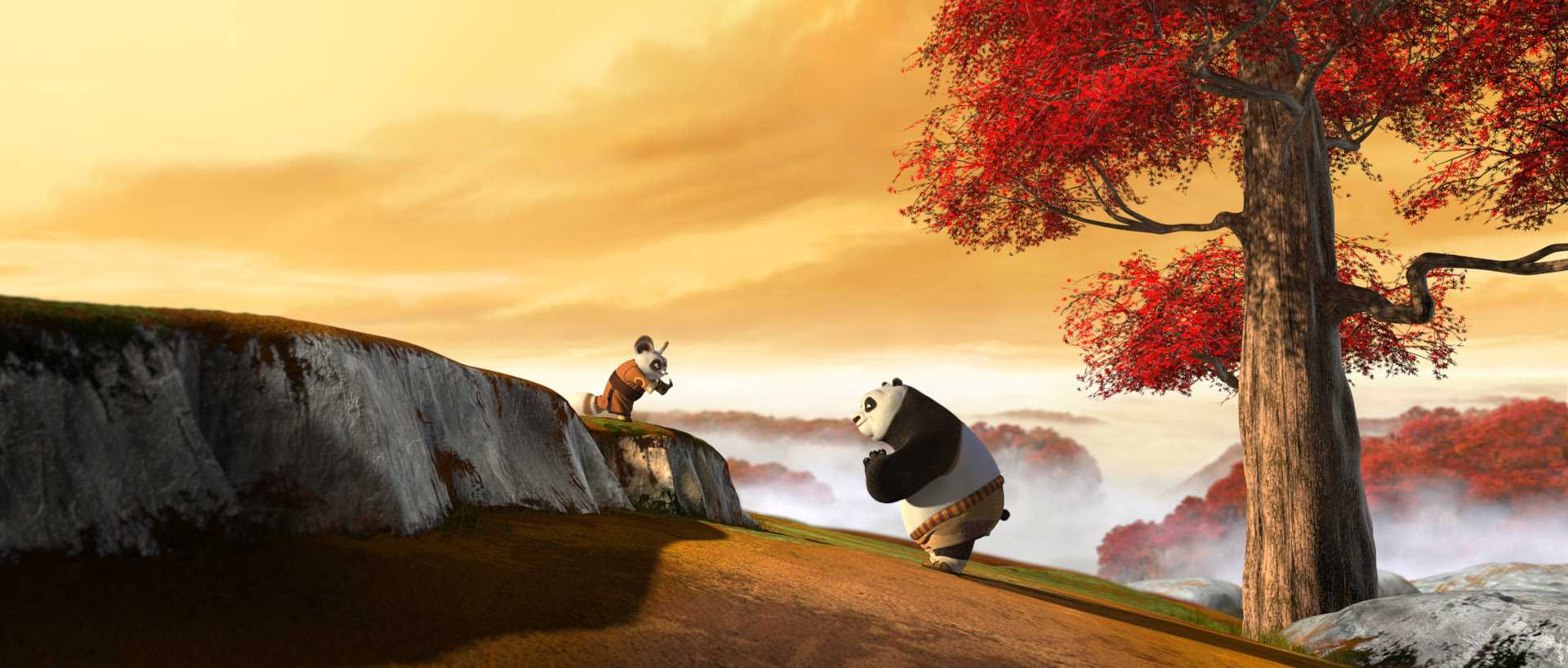 Кунг-фу Панда, кадр № 12