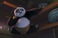 «Кунг-фу Панда» (Kung Fu Panda)  Режиссер: Джон Стивенсон, Марк Осбоурн В ролях: Джек Блэк, Дастин Хоффман, Джеки Чан, Люси Лю, Ян Макшейн