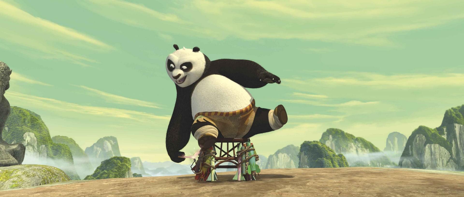 Кунг-фу Панда, кадр № 19