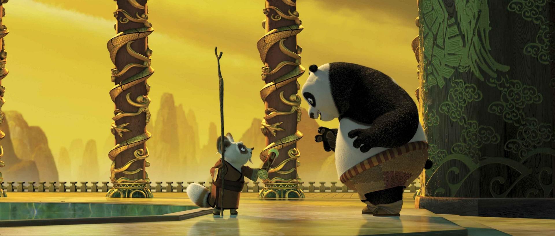 Кунг-фу Панда, кадр № 20