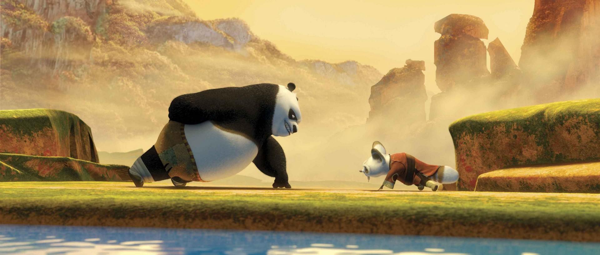 Кунг-фу Панда, кадр № 21