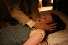 «Последнее изгнание дьявола» (The Last Exorcism)  Режиссер: Дэниэл Штамм В ролях: Патрик Фабиан, Эшли Белл