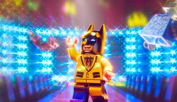 Кадры из фильма «Лего Фильм: Бэтмен»