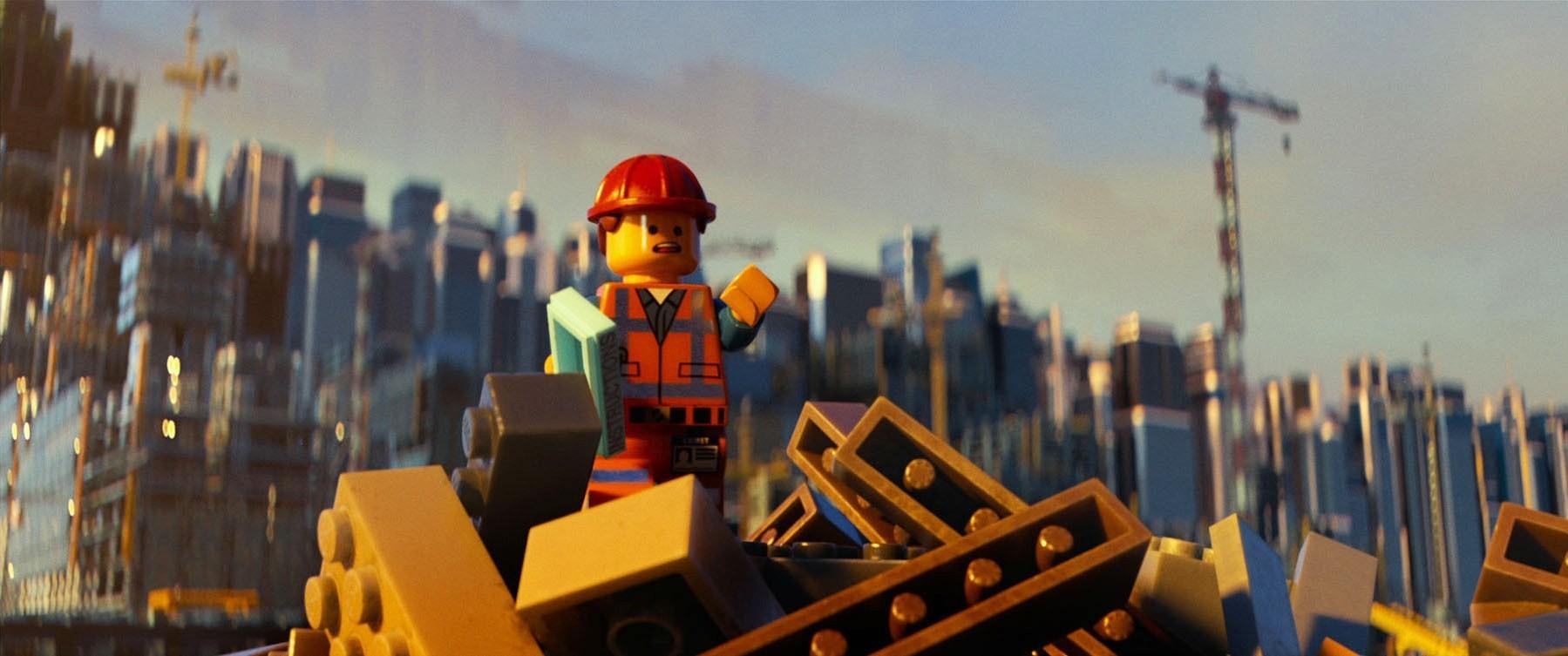 Лего. Фильм, кадр № 1