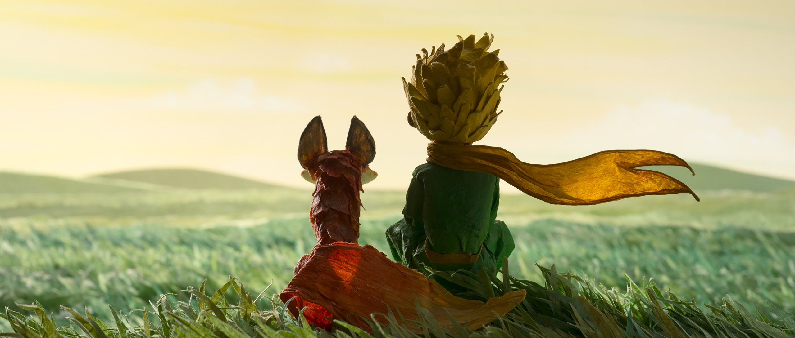 two worlds in the little prince The little prince appears to be a simple children's tale, some would say that it is actually a profound and deeply moving tale, written in riddles and laced with philosophy and poetic metaphor.