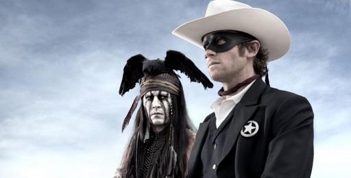 «Одинокий рейнджер» (The Lone Ranger  )  Режиссёр: неизвестно  В ролях: Джонни Депп