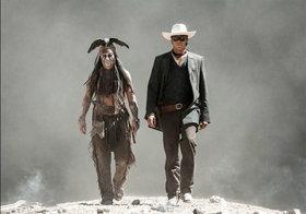 «Одинокий рейнджер» (The Lone Ranger)  Режиссер: неизвестно В ролях: Джонни Депп