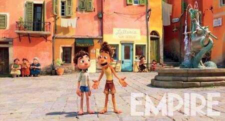 Кадры из фильма «Лука»