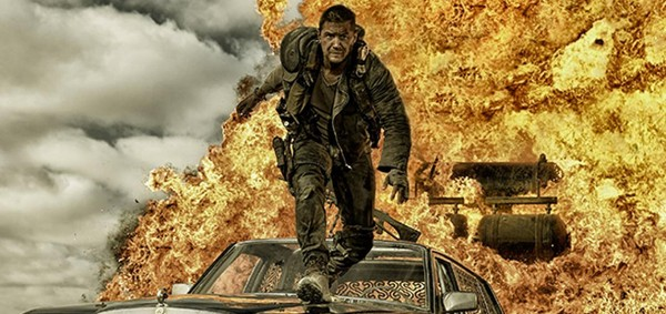«Безумный Макс: Дорога ярости» (Mad Max: Fury Road)  Режиссёр: Джордж Миллер В ролях: Том Харди, Шарлиз Терон, Николас Хаулт, Зои Кравиц, Аделайд Клеменс