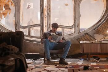 Кадры из фильма «Майор Гром: Чумной Доктор»