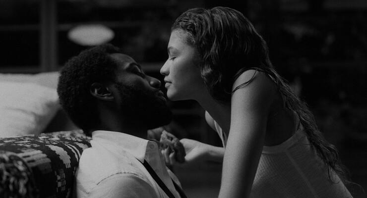 Кадры из фильма «Малькольм и Мари»