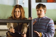 «Менеджмент» (Management)  Режиссер: Stephen Belber В ролях: Jennifer Aniston, Steve Zahn, Woody Harrelson