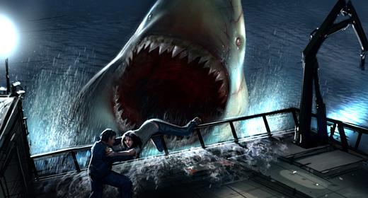 Мег: Монстр глубины, кадр № 2