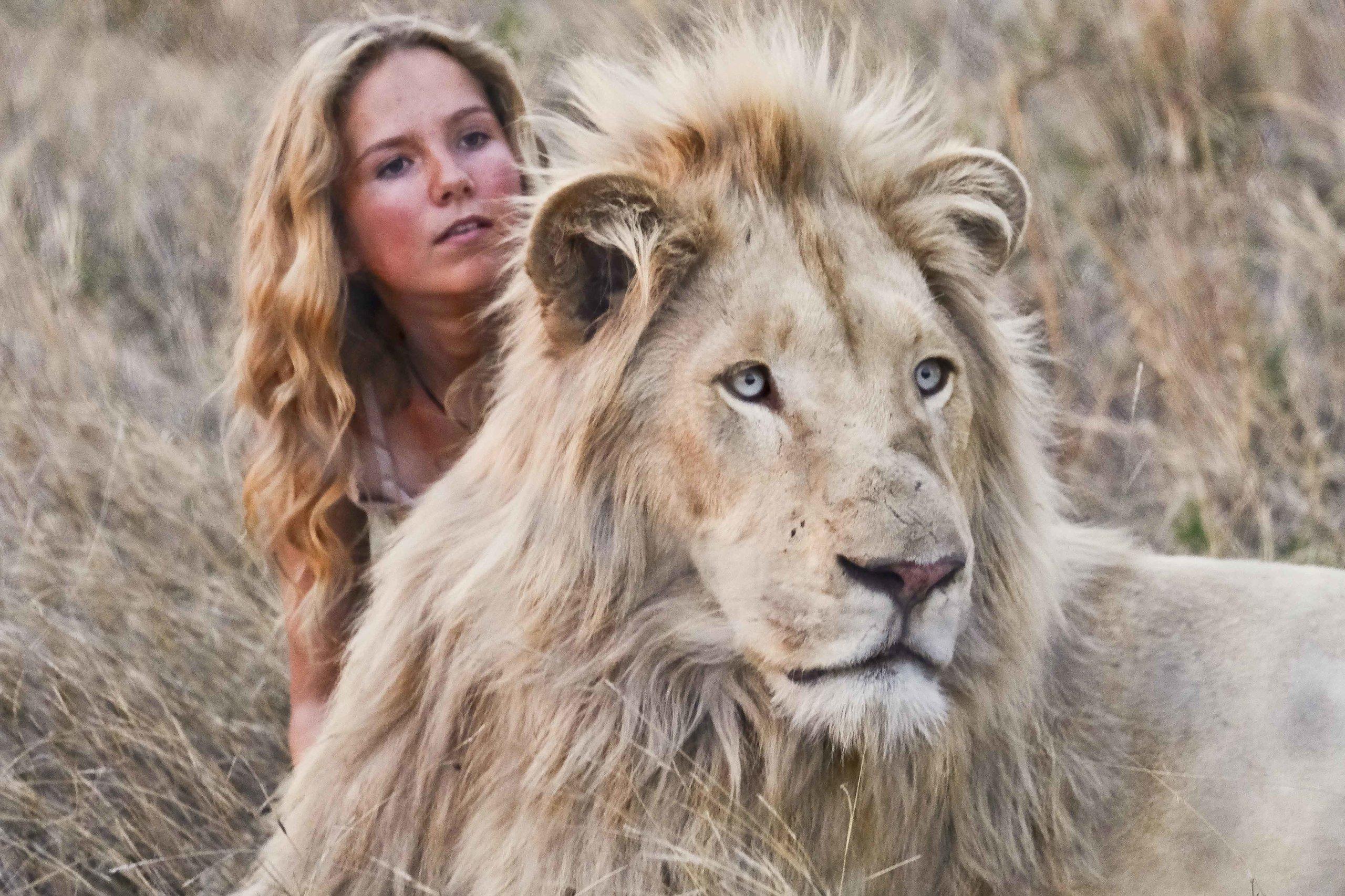 Миа и белый лев, кадр № 1